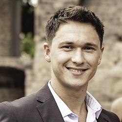 Daniel Frick, Immobilienmakler, Frick Immobilien